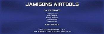 Jamison Airtools
