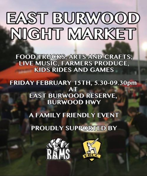 EBFC Night Market 2019