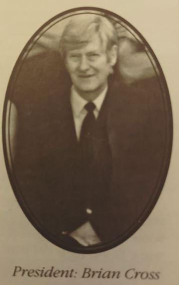 President Brian Cross