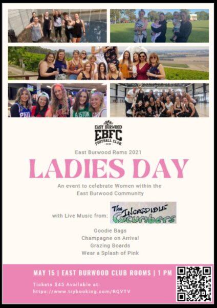 ladies day 2021