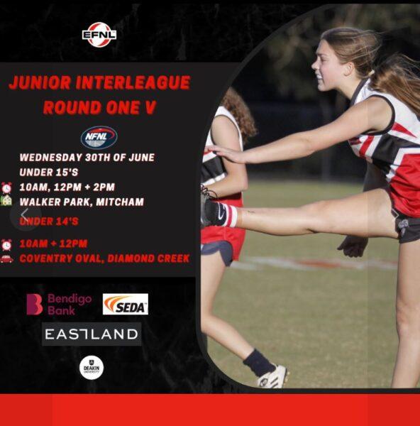 junior interleague 2021 Round 1
