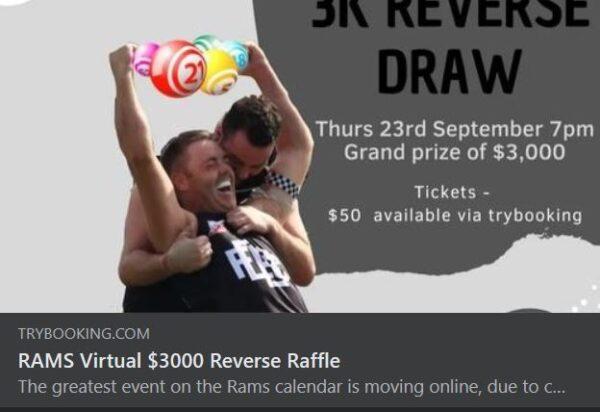 3K Reverse Draw 2022